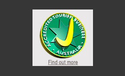 Accredited Tourism Business: Your assurance of quality, reliability and professionalism... Find out more